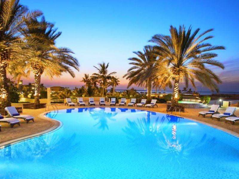 Hilton Al Hamra Beach and Golf Resort