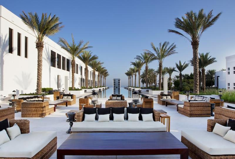 Hotel Chedi Muscat Oman