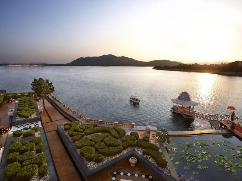Leela Palace Udaipur Lake Pichola