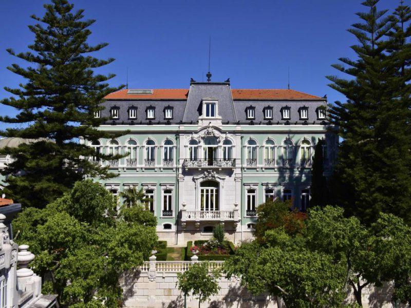 Pestana Palace Lizbona