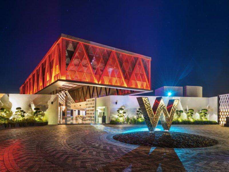 The W Goa