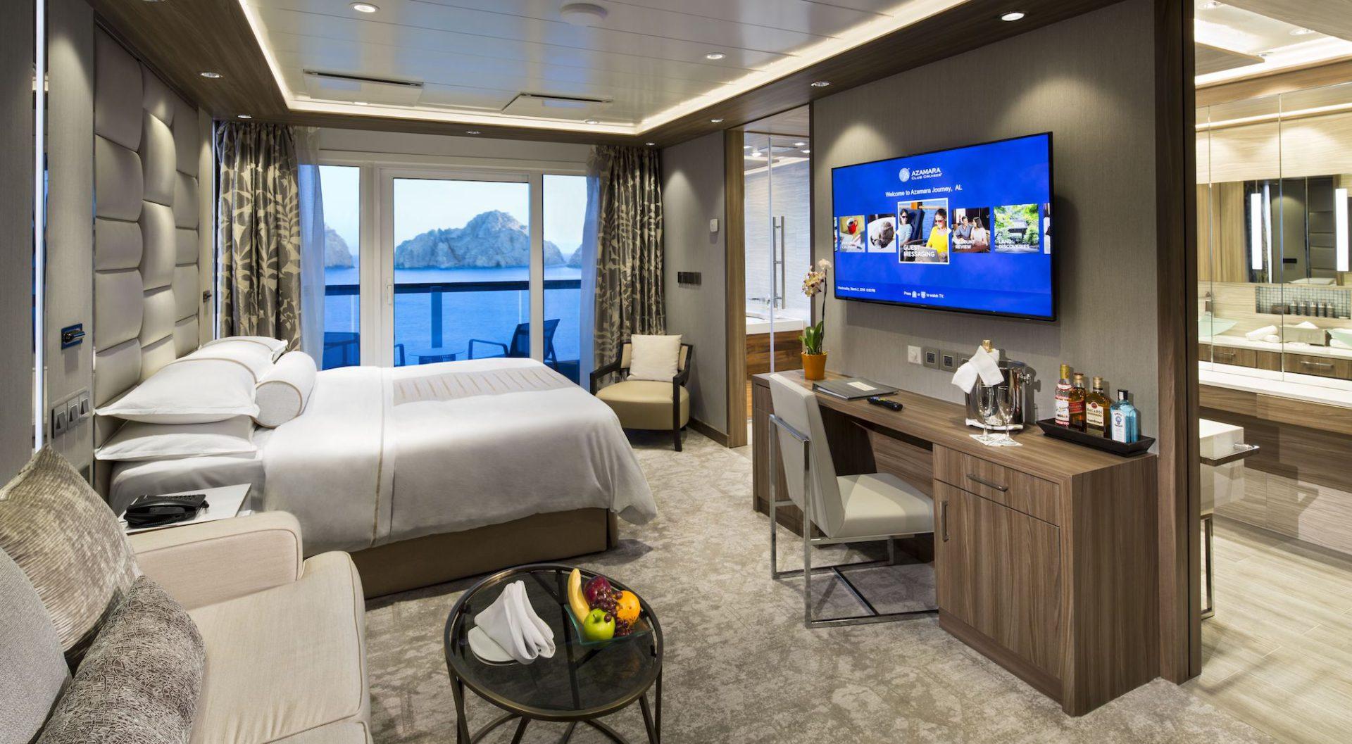 Azamara club suite