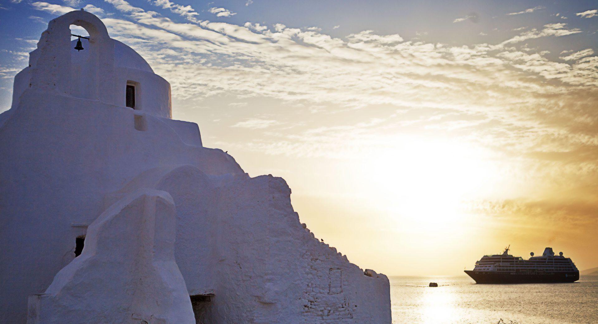 Mykonos, Greece,  Venice Of Greece, Europe, Azamara, 2013