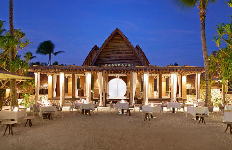 THE BRANDO RESORT