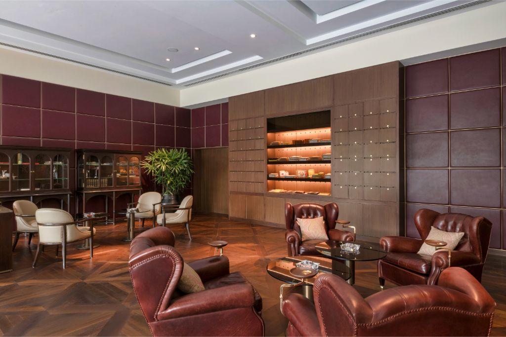 Cigar Lounge_The Oberoi, New Delhi