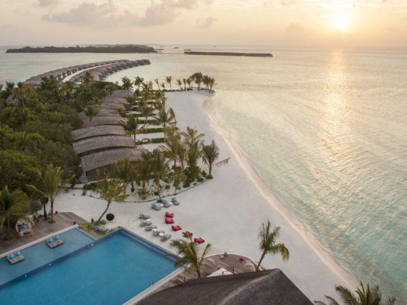 Club Med Finolhu Villas panorama