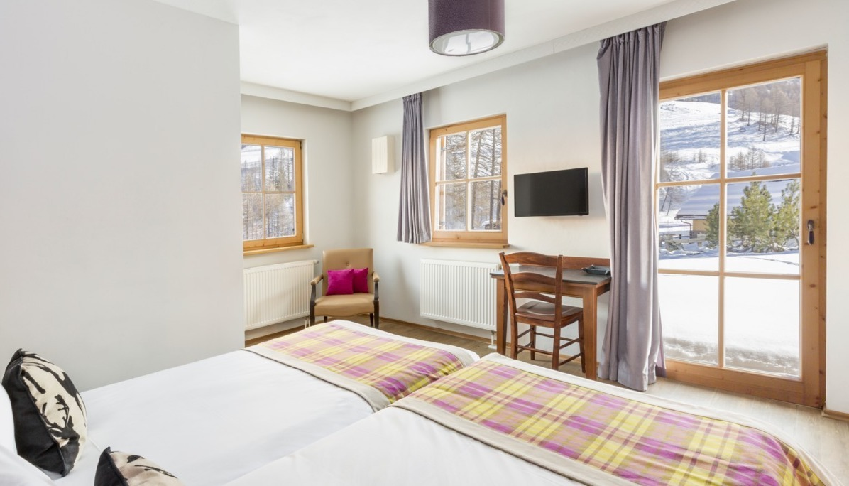 Club Med Pragelato apartament