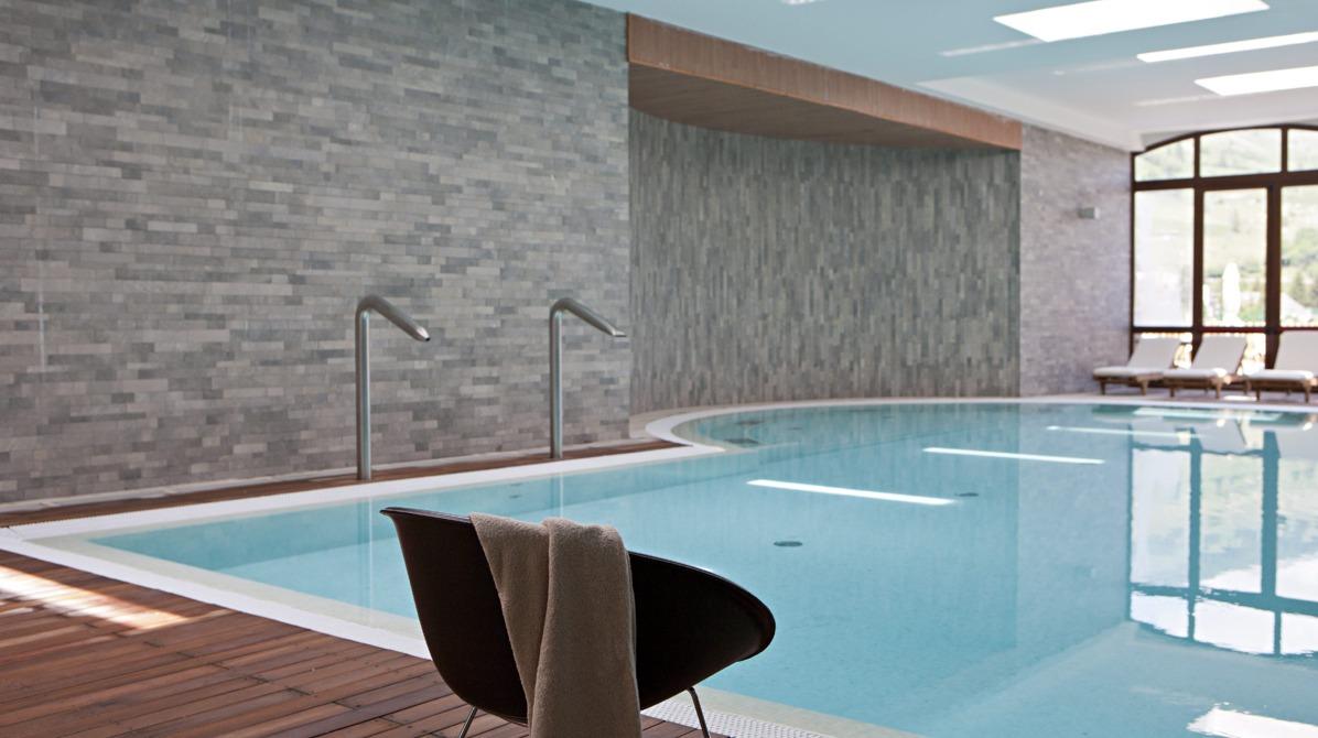 Club Med Pragelato basen