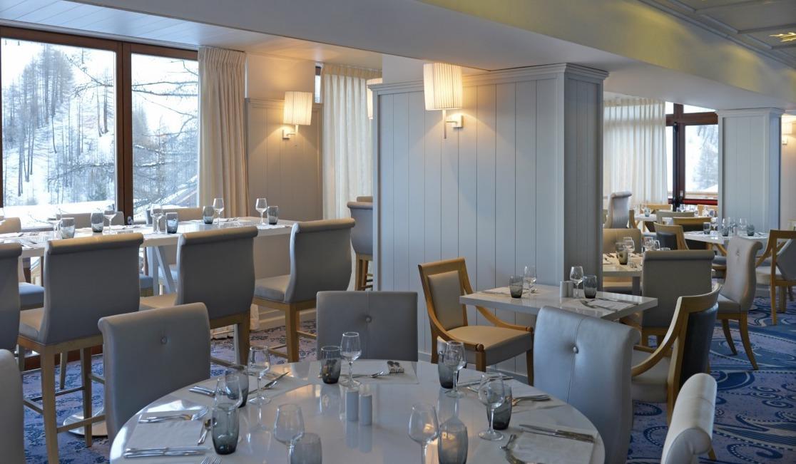 Club Med Pragelato restauracja