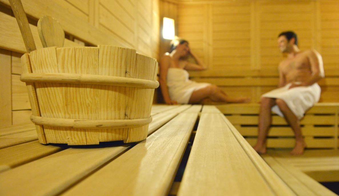 Club Med Pragelato sauna