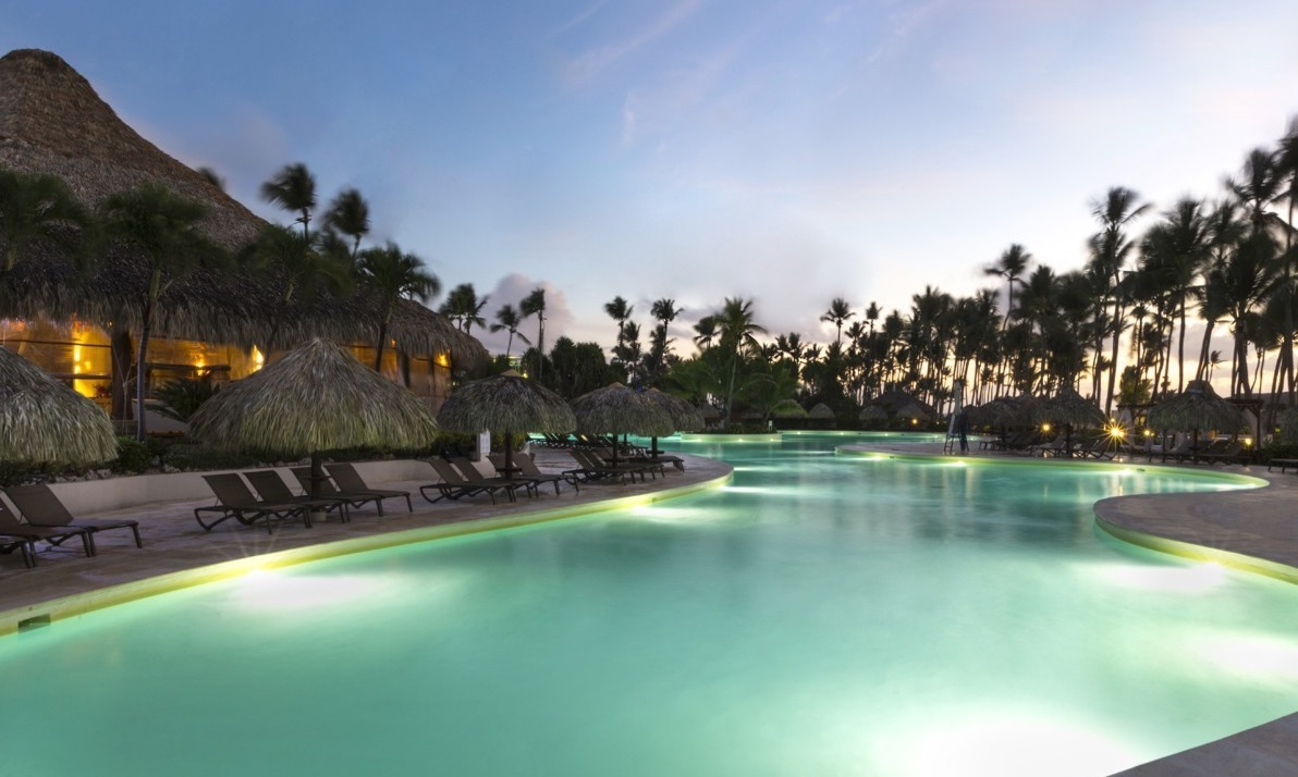 Club Med Punta Cana basen