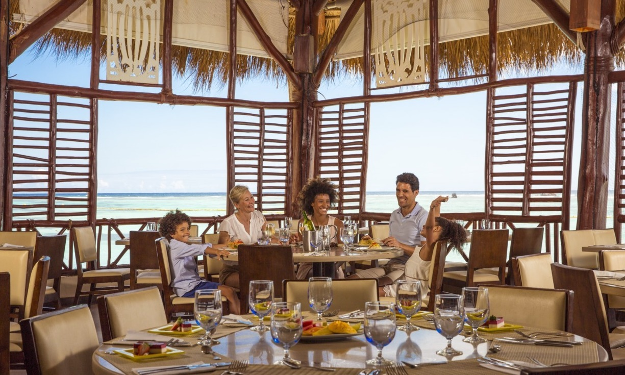 Club Med Punta Cana restauracja