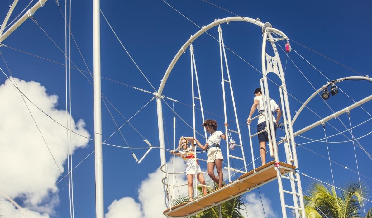 Club Med Punta Cana trapez