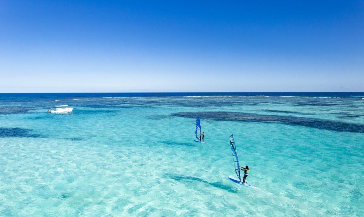 Club Med Punta Cana winsurfing