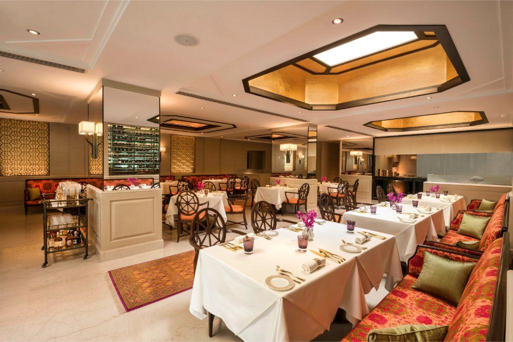 Omya- Fine Dining Indian Restaurant_The Oberoi, New Delhi