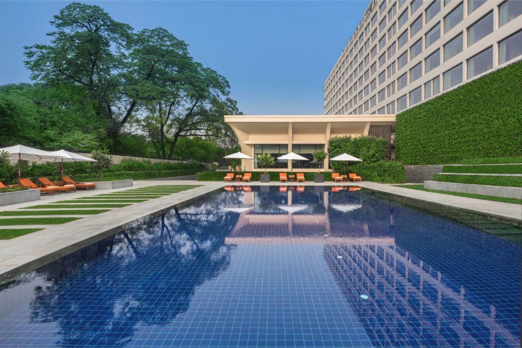 Outdoor Swimming Pool_The Oberoi, New Delhi
