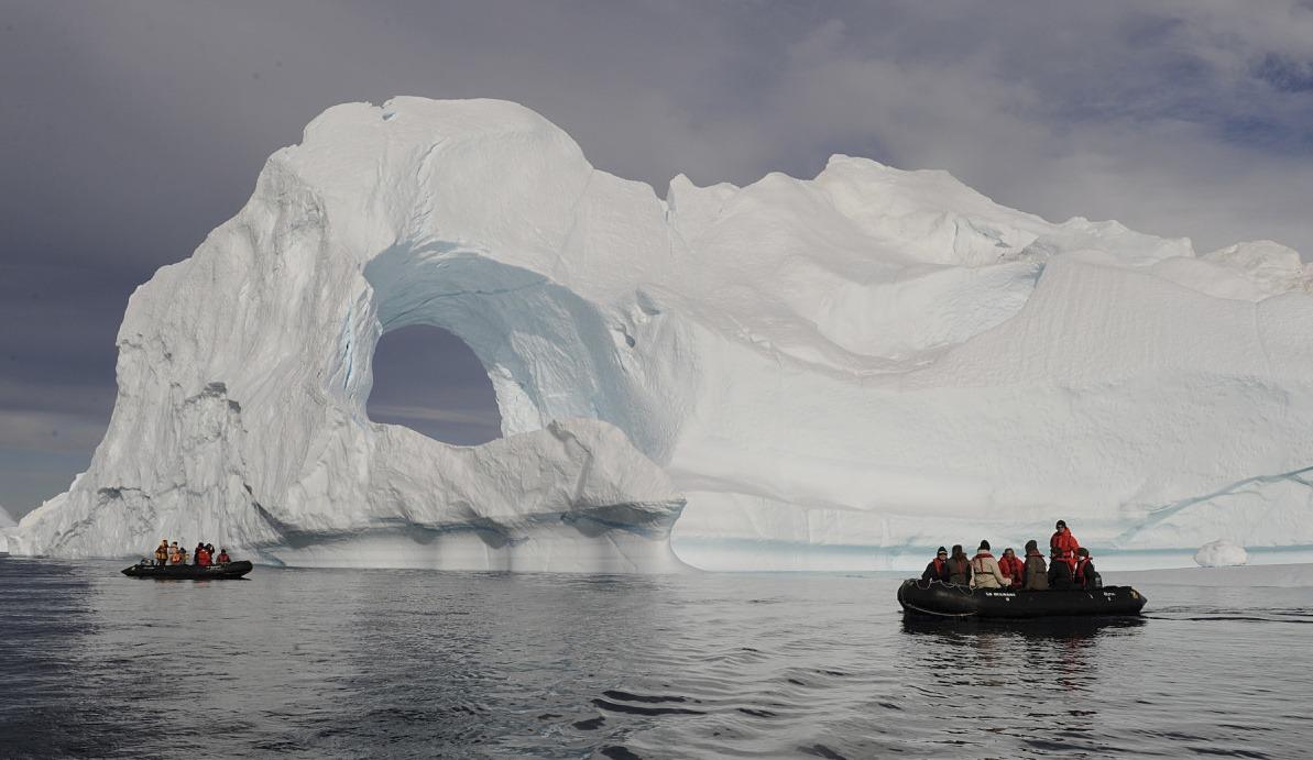 Ponant lody