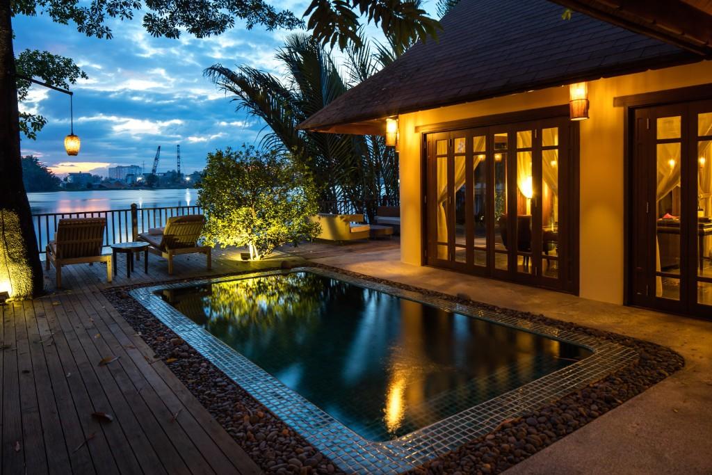 Pool-Sunset_Pool_Vila_(2_bedrooms)
