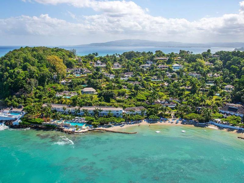 Round Hill Hotel and Villas Jamajka
