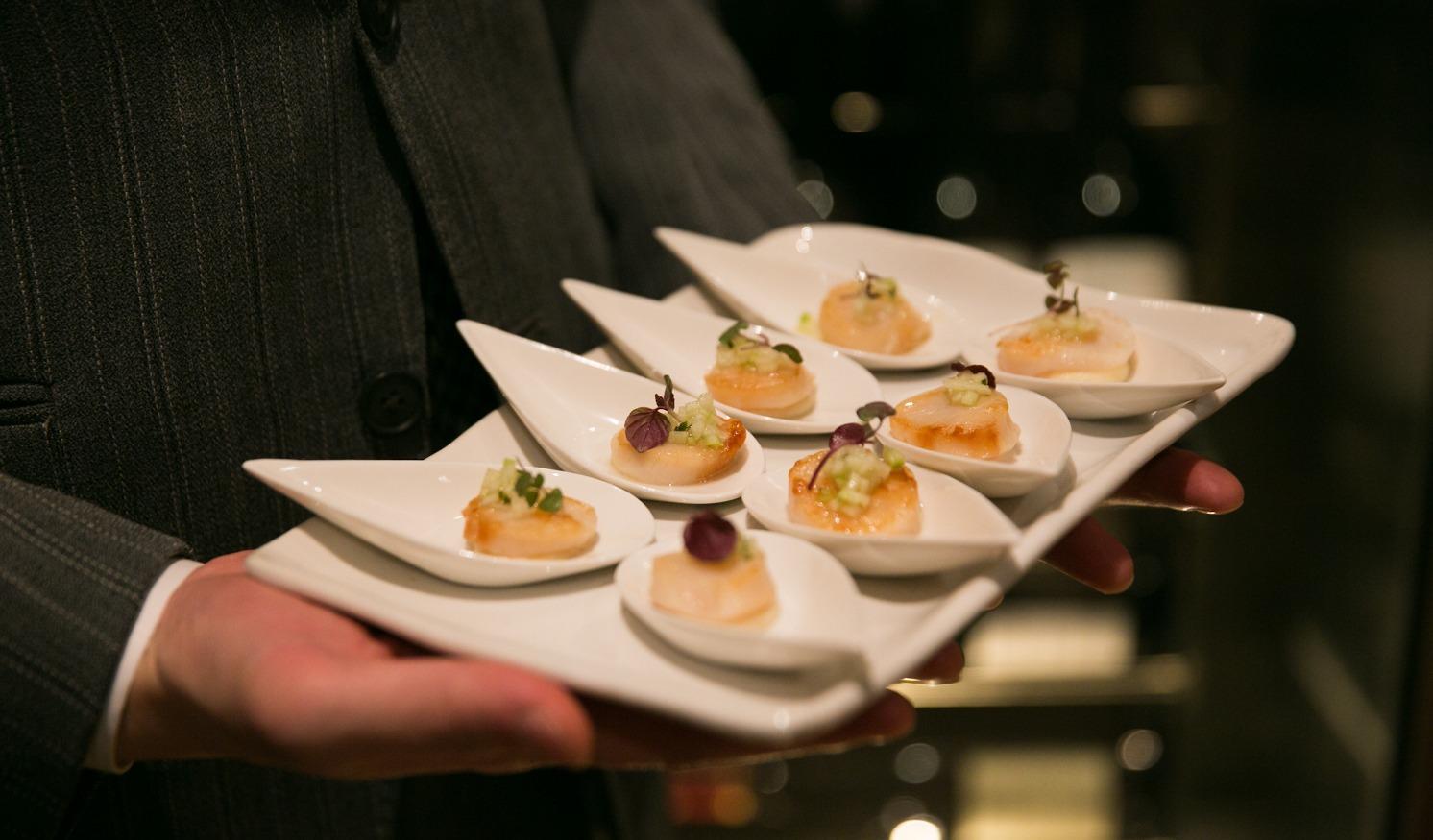 Silversea Muse jedzenie