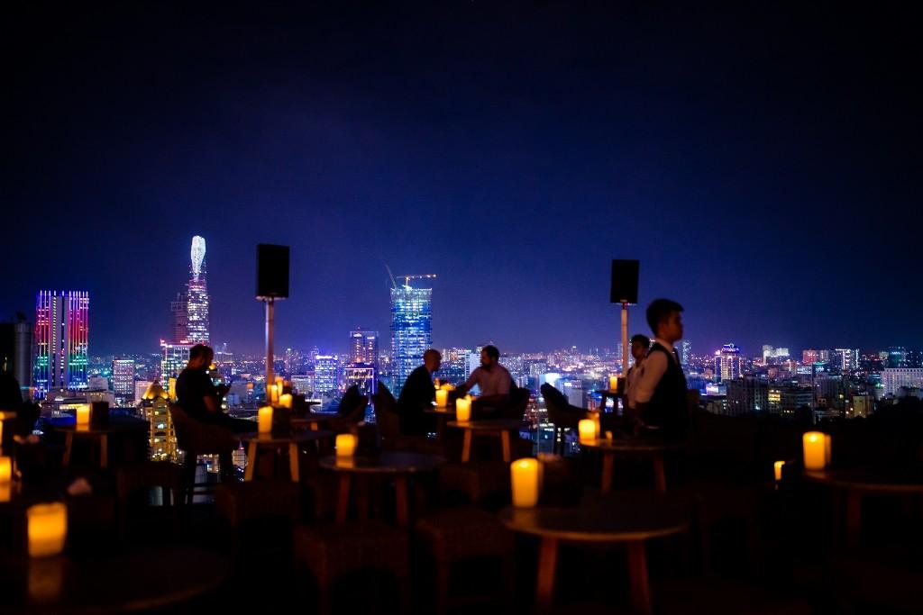 Social-Club-Rooftop-at-night