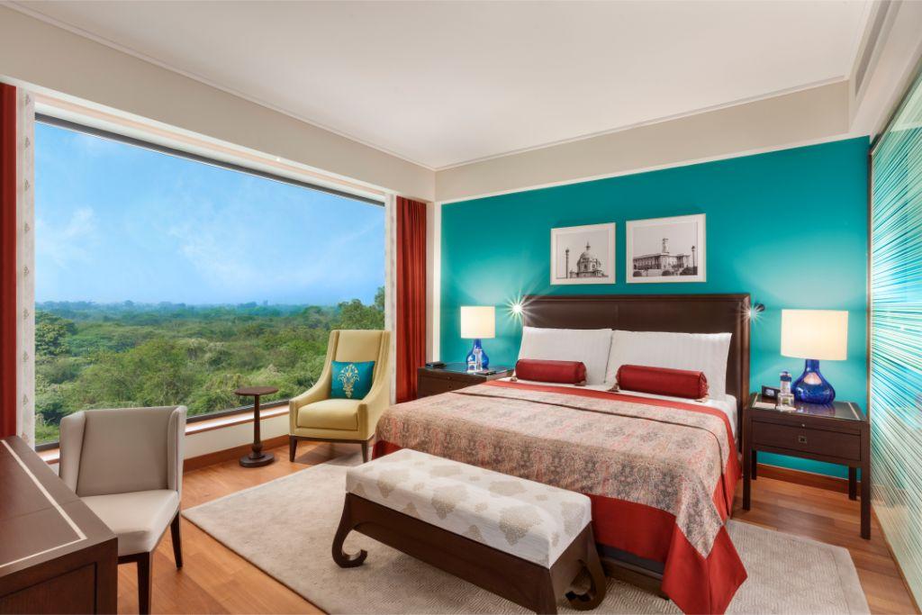 The Oberoi Suite_Bedroom_The Oberoi, New Delhi