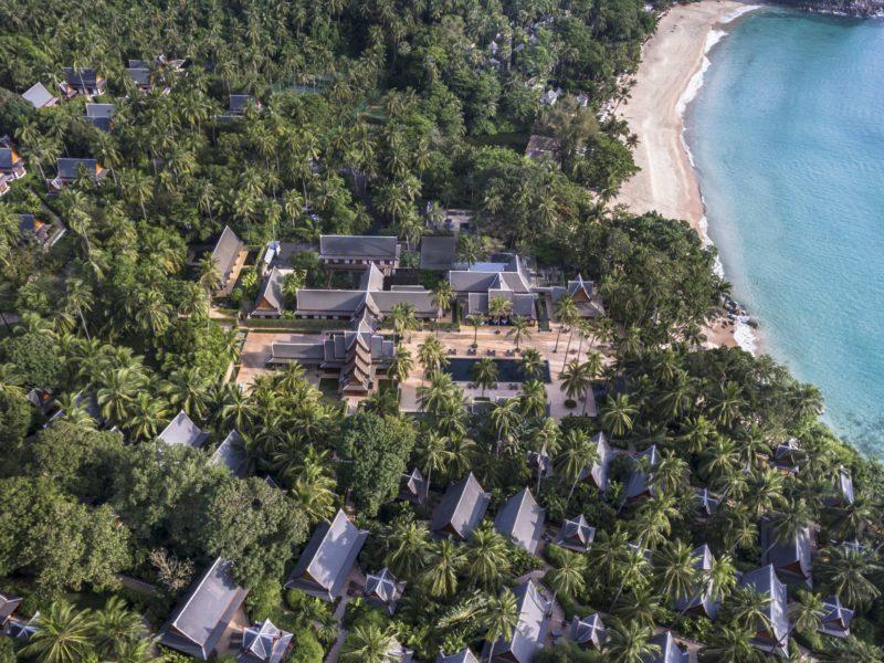 Amanpuri Resort Phuket Tajlandia